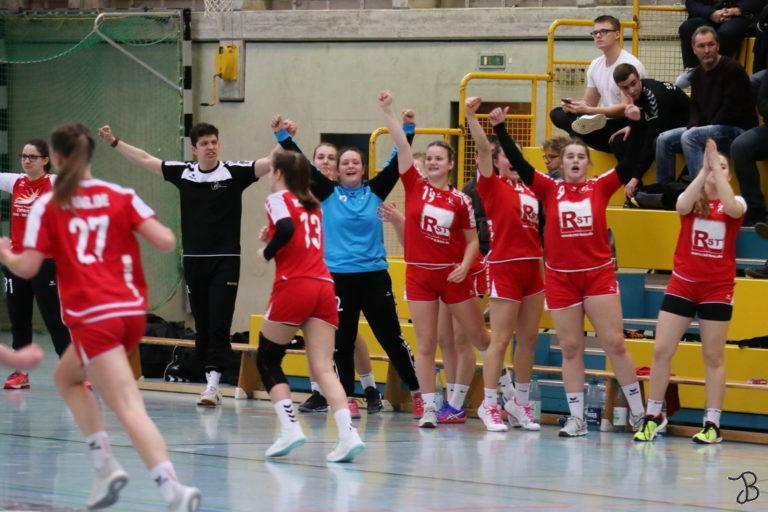 Die Ladies siegen im Spitzenspiel der Verbandsliga Ost